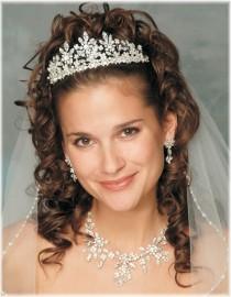 Stacy Bridal Headpiece