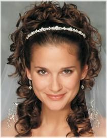 Rebecca Bridal Tiara