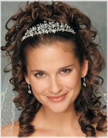 Hailey Bridal Tiara