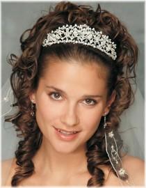 Kimberly Bridal Tiara