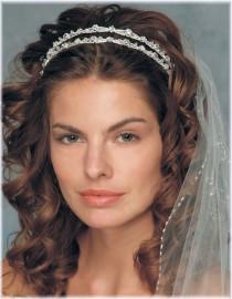 Jade Bridal Tiara