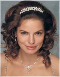 Olivia Bridal Headpiece