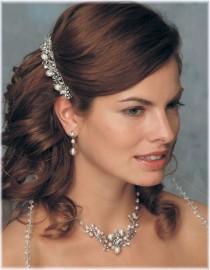 Abigail Bridal Headpiece