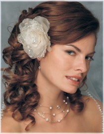 Francie Bridal Headpiece