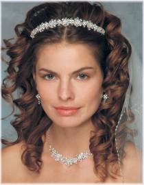 Karen Bridal Headpiece