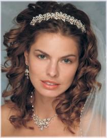 Jan Bridal Headpiece