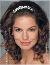 Lisa Bridal Headpiece