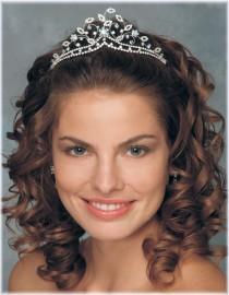 Cassandra Bridal Tiara