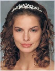 Maggie Bridal Tiara