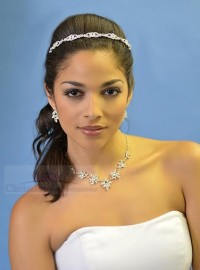 Wedding Headband Tiara 7620