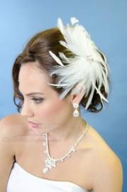 Wedding Headband Clip 7695