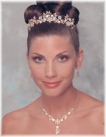 Cathe Bridal Headpiece