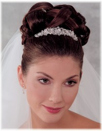 Cecelia Bridal Headpiece