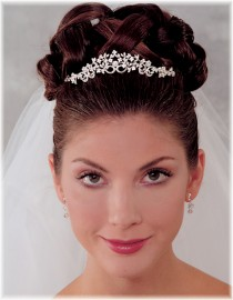 Carrie Bridal Headpiece
