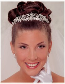 Katrina Bridal Headpiece