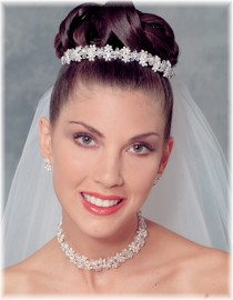 Patrice Bridal Headpiece