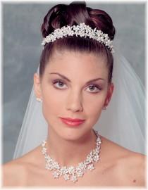 Alexandra Bridal Headpiece