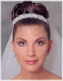 Camille Bridal Hairwrap
