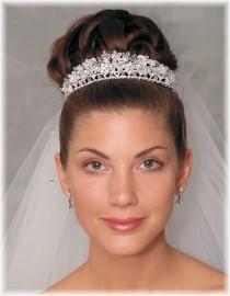 Tammy Bridal Tiara