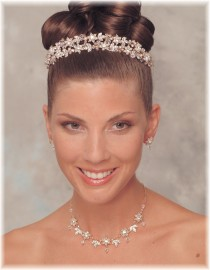 Angela Bridal Headpiece