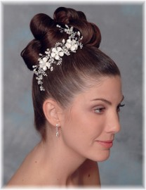 Jill Bridal Hairpiece