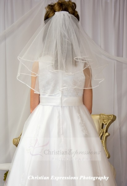 First Communion Veils White Bridal Wedding Veils First