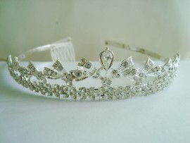 Wedding Tiara 2-CLOSEOUT SALE-