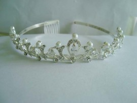 Wedding Tiara 4-CLOSEOUT SALE