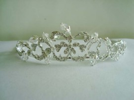 Wedding Tiara 5-CLOSEOUT SALE