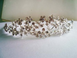 Wedding Tiara 6-CLOSEOUT SALE