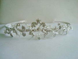 Wedding Tiara 8-CLOSEOUT SALE