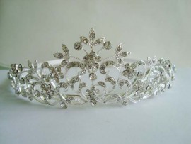 Wedding Tiara 9-CLOSEOUT SALE
