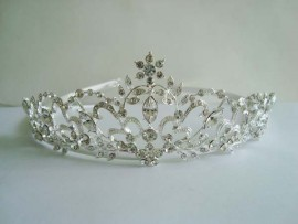 Wedding Tiara 10-CLOSEOUT SALE
