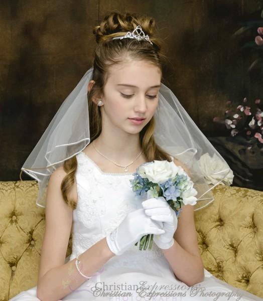 Headpieces For Weddings Ireland: Irish Claddagh Tiara - Bridal Wedding Veils
