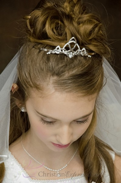 irish claddagh tiara bridal wedding veils first
