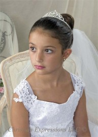 First Communion Tiaras-T807