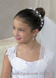 First Communion Tiaras-T804