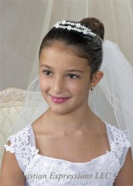 First Communion Tiaras-T806