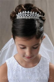 First Communion Tiaras-T700