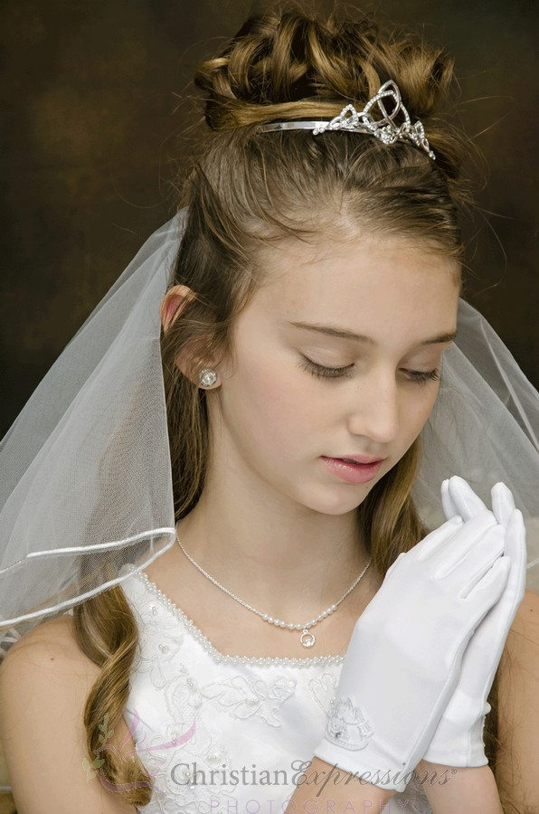 Irish Claddagh Comb Hairpiece Bridal Wedding Veils